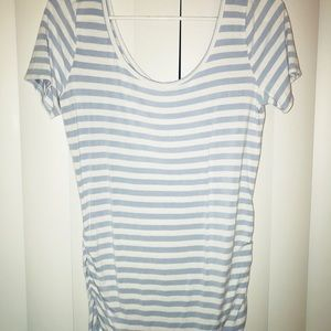 Maurices short sleeve striped tee